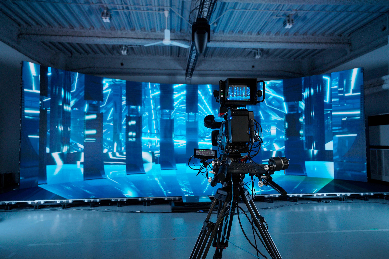 XR LEDスタジオ画像